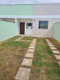 Casa 2 quartos com suíte apenas R$ 240 mil