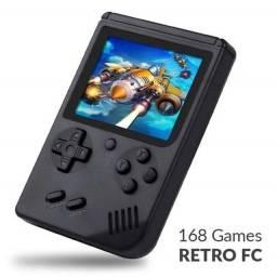 Mini Game Mario Portátil 168 Jogos