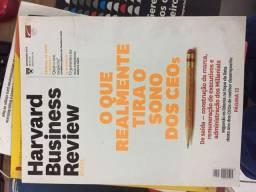 Revistas sobre negócios/comportamentos/educação/economia