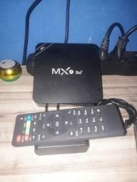 Box tv com o melhor App para canais