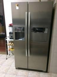 Conserto de Refrigerador Frost free, Side by Side, DF80X Infinity