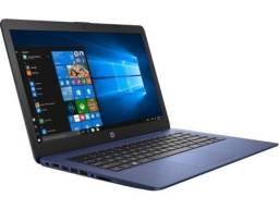 Notebook Hp Stream 14?? 64GB Azul Marinho