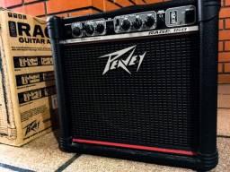 Amplificador Peavey Rage 158 - 15w Guitarra