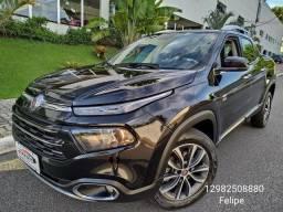Toro 2019 Volcano aut 4x4 diesel linda! Baixo km troco e financio