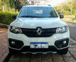 Título do anúncio: Renault kwid outsider 2017 parcelado