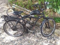 Título do anúncio: Bike motorizada 2T semi nova