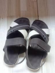 Vendo sandalhia masculina 34\35 E bota femenina 36/37