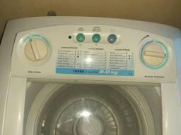 Máquina de lavar roupas eletrolux Turbo Limpeza 8 kg