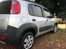 Título do anúncio: Fiat Uno Way 1.0 - 80mil km *Periciado e Aprovado*