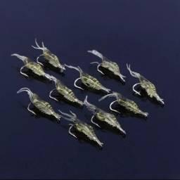 Iscas artificial camarão
