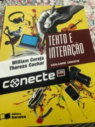Título do anúncio: Texto e Interação Conecte Volume Único