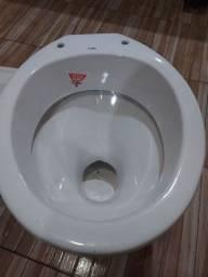 Vaso Celite de louça para banheiro s/uso