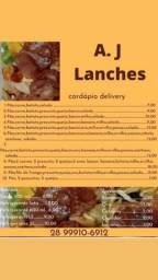 A.J Lanches Delivery