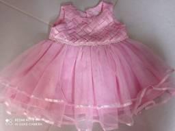 Vestido infantil P
