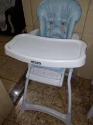 Cadeira de alimentação para bebe