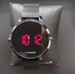 Relógio Lince na caixa