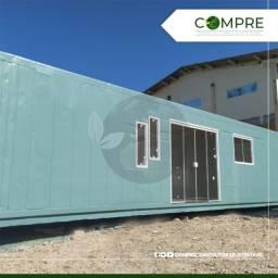 Título do anúncio: Alojamento ou Hospedagem em Container - Térmico