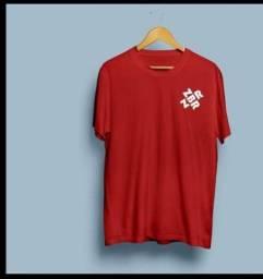 Camiseta street básica da marca Zebra Company.
