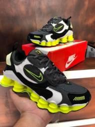 Tênis Nike shox 12 molas TL - $350,00