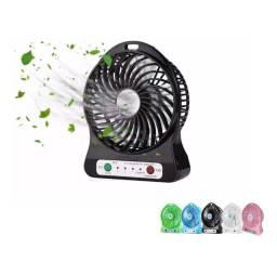 Mini Ventilador Recarregável