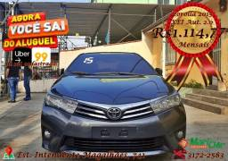 Título do anúncio: Corolla Xei Auto. MulltiMidia 2015 Impecavel!