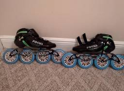 Patins Inline (Roller) Profissional