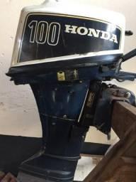 Motor Honda 4 tempos 10hp para barco