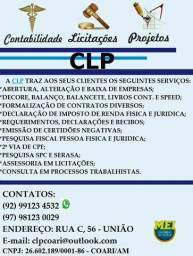 Cpl - contabilidade, licitações e projetos