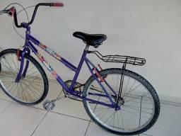 Vendo bicicleta feminina aro 26