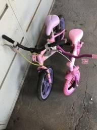 Duas bicicletas infantil feminina usada What 991767797