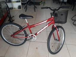 Bicicleta aro 24 sem marcha NOVA