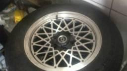 Bbs pneus novos