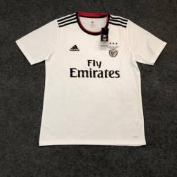 2º Camisa Benfica - Lançamento 2019 1936e3ded1c