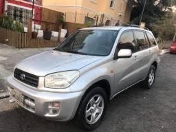 Toyota RAV4 2002/2002 4X4 - 2002