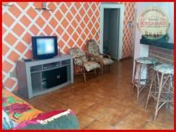 Apartamento com 1 dormitório à venda, 47 m² por R$ 145.000 - Caiçara - Praia Grande/SP