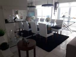 Apartamento duplex todo decorado fino gosto,2 suites,(closet ) sol manha,varanda,sala mara