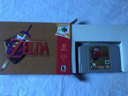 Cartucho Zelda Ocarina Of Time - N64