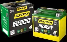 Baterias Para Motocicletas Eletran 4 amp/5 amp/7 amp
