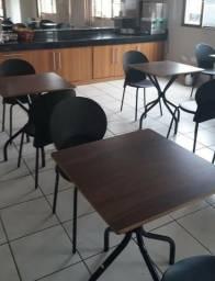 Mesa para Lanchonete e Restaurante - NOVA