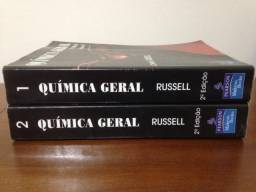Livro Química Geral Volume 1 E 2 John B. Russell
