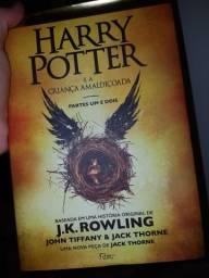 Harry Potter e a criança amaldioçoada