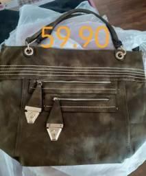 Lindas bolsas femininas - queima de estoque!