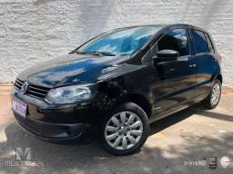 VolksWagen Fox 1.6 Mi I MOTION Total Flex 8V 5p - Preto - 2014 - 2014