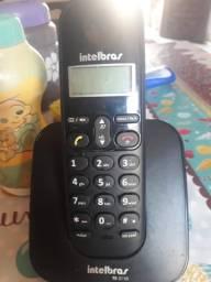 Vendo telefone sem fio novinho