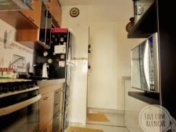 R$ 385.000 Apartamento de 3 Quartos sendo uma suíte com 2 Vagas Alto da Glória - Euroville