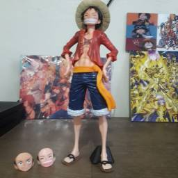 Action figure Luffy do anime one piece