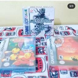 Jogos Game Boy Lacrados leia descrição