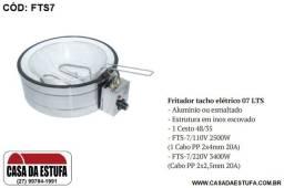Fritador tacho elétrico 07 LTS - Tacho Esmaltado