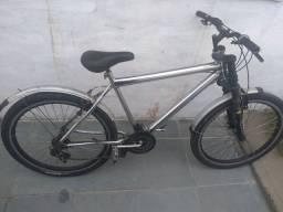 Bicicleta para retirada de peças