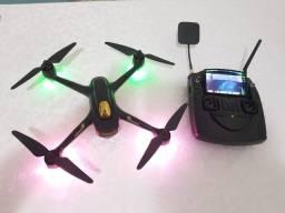 Drone Hubsan 501S ótimo estado na caixa